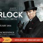 Thám Tử Sherlock: Cô Dâu Gớm Ghiếc