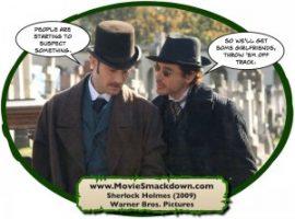 Thám tử Sherlock Holmes và chống ngập