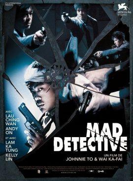 Thám tử điên Mad Detective