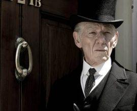 Mr. Holmes thám tử tài hoa khi về già