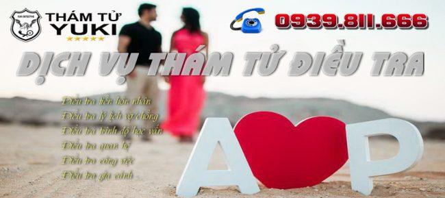 Công ty thám tử cung cấp dịch vụ điều tra tiền hôn nhân đầu tiên tại Việt Nam