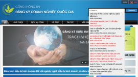 Hướng dẫn tra cứu thông tin doanh nghiệp