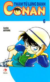 Thám tử Lừng danh Conan - Tập 6