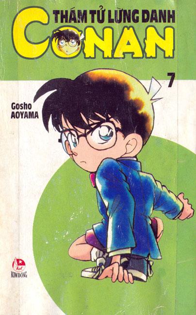 Thám tử lừng danh Conan - Tập 7