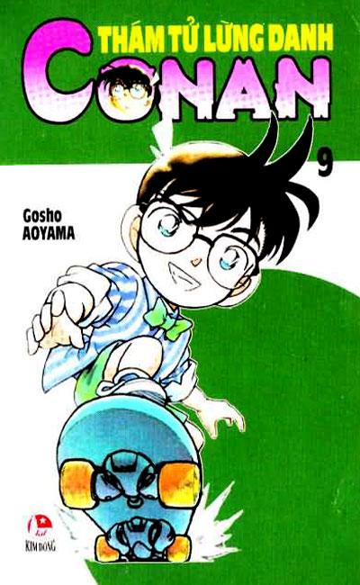 Thám tử Lừng danh Conan - Tập 9  - 63