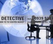 Công ty thám tử tại TPHCM