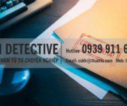 Dịch vụ thám tử điều tra của Yuki Detective Agency
