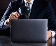 Tìm kiếm bằng chứng về hành vi sai trái của công ty
